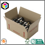 Full Overlap Heavy Duty Corrugated Shipping Carton Packaging Box