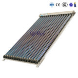 High Efficiency Antifreeze Vacuum Solar Heat Pipe Collector with Solar Keymark for Solar Water Heating