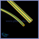 Yellow & Green Heat Shrinkable Tube