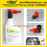 28 410 Red Cleaning Foam Hose End Sprayer