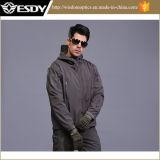 Men′s Outdoor Hoodie Military Sports Warm Waterproof Winter Jacket