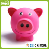 Animal Shape Squeaky Pig Vinyl Toy Pet Product