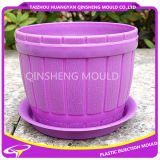 Plastic Classical Round Flowerpot Mould