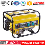 Portable Genset 2.5kw 2500W Air-Cooled Gasoline Generator