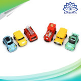 Engineering Vehicles Truck Mini Magic Pen Inductive Children′s Truck Tank Toy Car Draw Lines Induction Rail Track Car