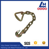 USA Standard Chain on Both End with Grab Hooks