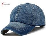 6 Panel Jeans Baseball Cap
