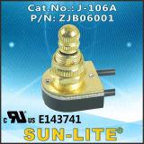 Turn Knob Switch (ON & OFF) ; J-106A