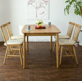 Solid Wooden Dining Table Living Room Furniture (M-X2887)