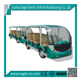 Electric Vehicles, Eg6118t with Trailer, Manual Drive System, for Sightseeing