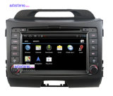 Android 4.0 Car GPS for KIA Sportage GPS Sat Nav Multimedia DVD Player Autoradio