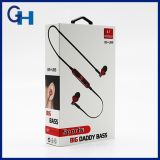 2016 High Quality Sound New Model Bluetooth Headset Wireless Sport Bluetooth Headphone for All Mobile Phone