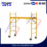 Multifunctional Scaffold 6′ Rolling Tower