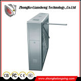 304 Stainless Steel Tripod Turnstile Gate Full Height Turnstile