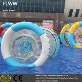 Stainless Steel Skeleton Landscape Water Walking Roller for Adult&Kid