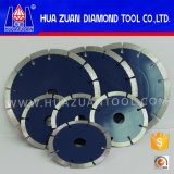 4 Inch Diameter Segmented Diamond Saw Blade for General Cutting Purpose