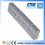 """D1/2′′x1/4""""X1/4"""" Bars/Blocks SmCo Samarium Cobalt Magnet"""