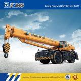 XCMG Official Manufacturer Rt25/Rt35/Rt50/Rt55/Rt60/Rt70/Rt100/Rt150/Rt200 Rough Terrain Crane