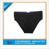 Black Comfortable Modal Fit Underwear for Men