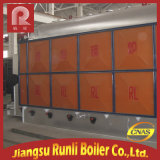 Natural Circulation Horizontal Steam Furnace with Coal Fired