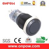 Onpow 16mm Metal Push Button Switch (LAS2GQF-11/A, CE, CCC, RoHS Compliant)