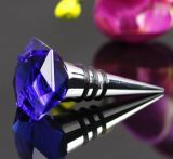 New Fashion Crystal Microphone Crafts