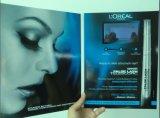 LCD Video Brochure/Video Card/Video in Print