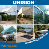 Flexible PVC Tent Tarpaulin Canvas (UCTB1122/800)