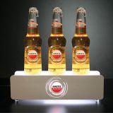Excellent LED Acrylic Wine Display Rack, Advertising Wine Display Holder