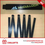 Recycle 2m 10 Folds Wooden Folding Ruler for Gift