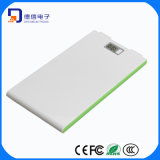 5000mAh Dual Ports Travel Rechargeable Portable Power Bank (LCPB-AS051)