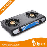 Popular Nonstick Panel 2 Burner Gas Cooker in Sri Lanka (JP-GC206T)