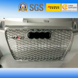 """Silver Auto Car Front Grille for Audi Ttrs 2006-2013"""""""