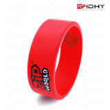 Plus Payment Card Contactless RFID Silicone Wristband Watch Band Tag
