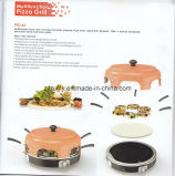 Multifunction Pizza Grill