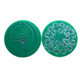 2L Round PCB Board Manufacturing From China Mainland