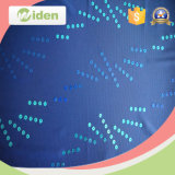 Quality Guaranteed Micro Mesh Polyester Fabric with Sequins or Beads