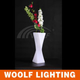 LED Decor Flower Pot/Lighted Planter Vase/Glow Cooler Pot