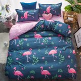 100% Microfiber 3PCS Duvet Cover Printed Bedding Set