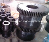 Snakelike Spring Coupling for Middle and Heavy Equipment (ESL 225)