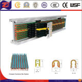 Single Polar Combined Copper Conductor Busbar