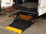 Scissor Wheelchair Lifting Platform for Van with Ce Certificate