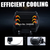 2PCS 18W Car Styling LED Fog Lights 1260lm Spot LED off Road Driving Lights Lighting DRL Waterproof Work LED Lamp for Jeep SUV