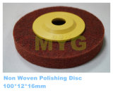 "4""X1/2"" 9p 180# Polishing Disc"