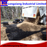 Plastic Geogrids for Ground Reinforcement and Stabilisation/Plastic Gravel Paver Grid/Plastic PP Grid/FRP Grating/GRP Platform
