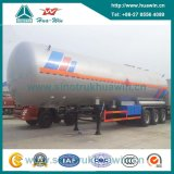 3 Axle LPG Tanker Semi Trailer with Jost Landing Gear and King Pin