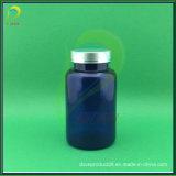 250ml Aluminium Silver Cap Pet Medicine Bottle
