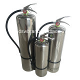 ABC Dry Powder Stainless Steel Fire Extinguisher