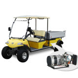 Electric Vehicle Cargo Truck with Hybrid Generator Del3022dh