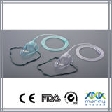 Disposable Medical Oxygen Mask with Ce Certification (MN-OM01)
